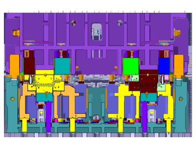 PCH结构设计技术