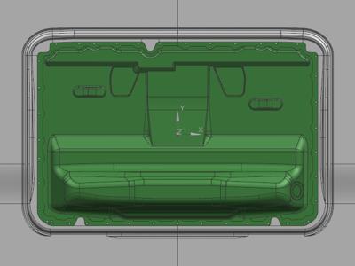 新能源车电池盒模具开发技术