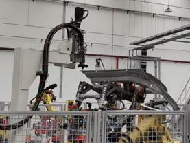 机器人自动涂胶技术